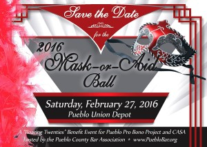 Mask-or-Aid 2016 Save the Date email